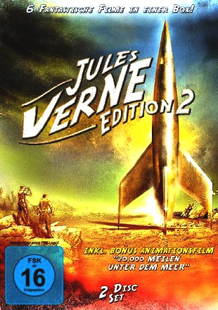 Jules Verne Edtion 2 [2 DVDs] [Collector's Edition]