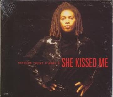 Terence Trent D'Arby - She kissed me (1993, plus 3 versions of 'Do you love me like you say?')