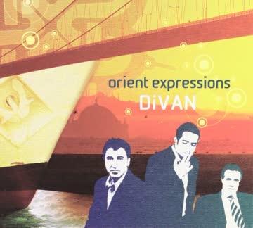 Orient Expressions - Divan