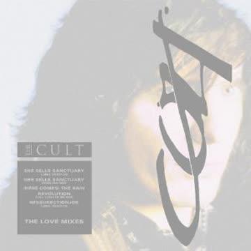 Cult - Love mixes (e.p., 5 tracks, 1989, UK, Picturedisc)