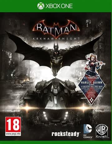 Batman Arkham Knight D1 Edition (AT-PEGI)