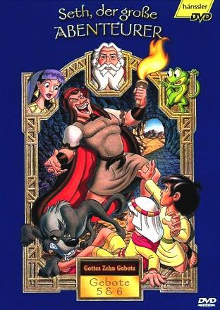 Gottes Zehn Gebote - Seth, der große Abenteurer, Gebote 5&6