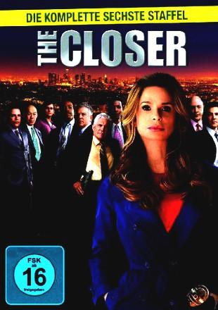The Closer - Staffel 6 [3 DVDs]