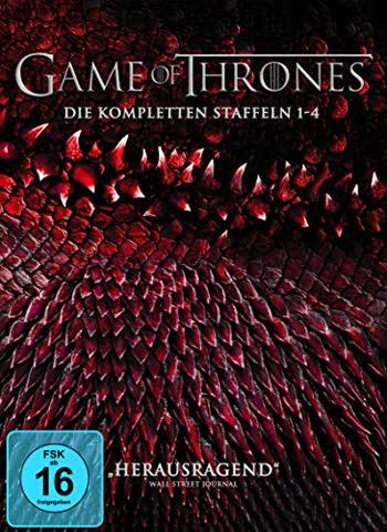 Game Of Thrones - Staffel 1-4 (Digipack + Bonusdisc + Fotobuch) [Limited Edition]