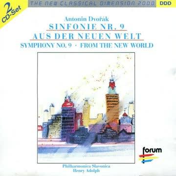 Antonín Dvořák - Sinfonie Nr. 9 Aus Der Neuen Welt