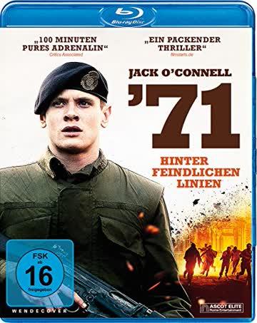 '71 - Hinter feindlichen Linien [Blu-ray]