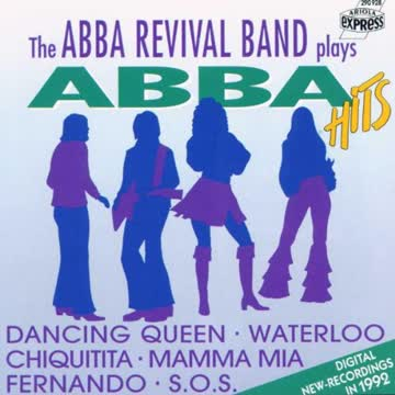The Abba Revival Band - Thank You for the Music