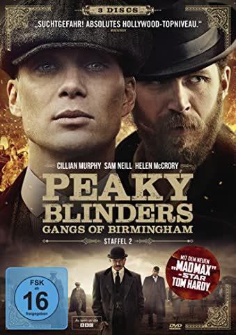 Peaky Blinders: Gangs of Birmingham - Staffel 2 [3 DVDs]