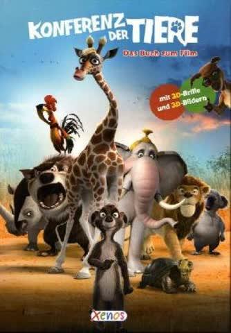 Konferenz der Tiere - Das Buch zum Film