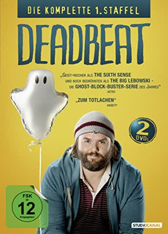 Deadbeat - Die komplette 1. Staffel [2 DVDs]