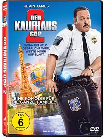Der Kaufhaus Cop 2 (DVD)