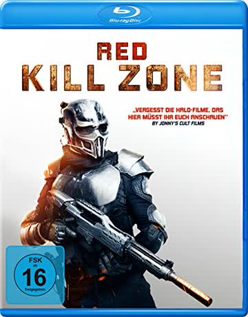 Red Kill Zone [Blu-ray]