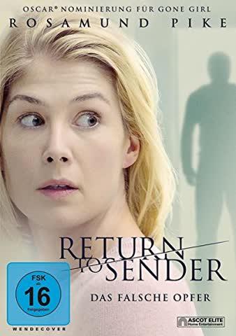 Return to Sender (FSK 16 Jahre) DVD