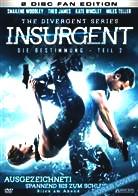 Insurgent - Die Bestimmung - Teil 2 (Fan Edition, 2 DVDs)