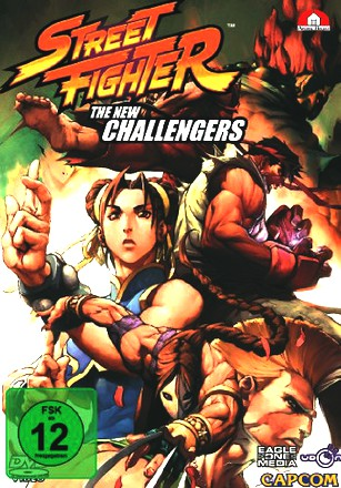 Street Fighter - The New Challengers