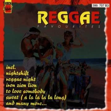 Various - Reggae Favourites