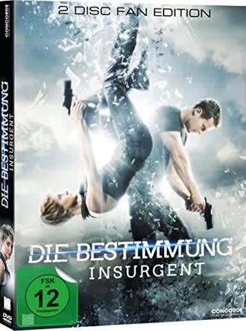 Die Bestimmung - Insurgent [2 DVDs]