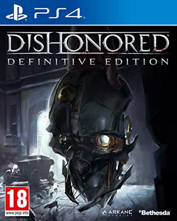Dishonored - Definitive Edition [AT-PEGI] - [PlayStation 4]