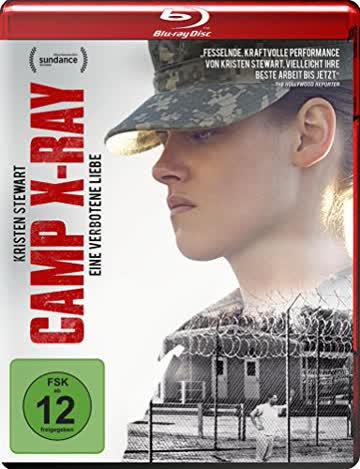 Camp X-Ray - Eine verbotene Liebe [Blu-ray]