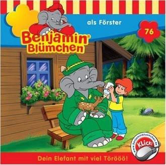 Benjamin Blümchen 076 - als Förster