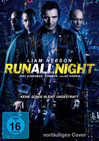 Run All Night (FSK 16 Jahre) DVD