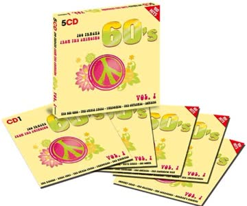 Various [Domino Records] - The Fabulous 60's Vol.1