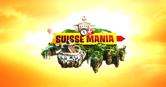 Suisse Mania - 32 - Tektonikarena im Kanton Glarus