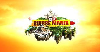 Suisse Mania - 47 - Rathaus Le Locle im Kanton Neuenburg