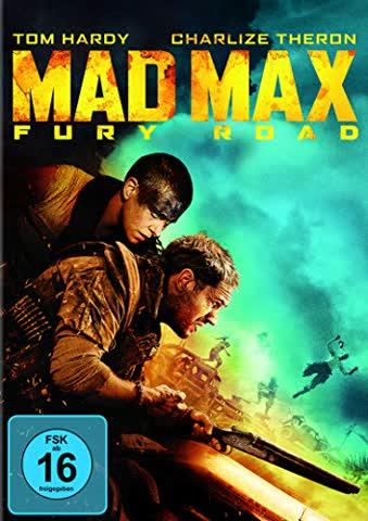 Mad Max: Fury Road (FSK 16 Jahre) DVD