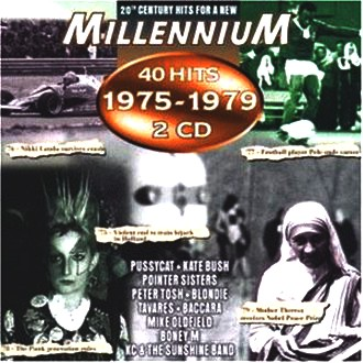 Various - Millennium  - 40 Hits of 1975-1979