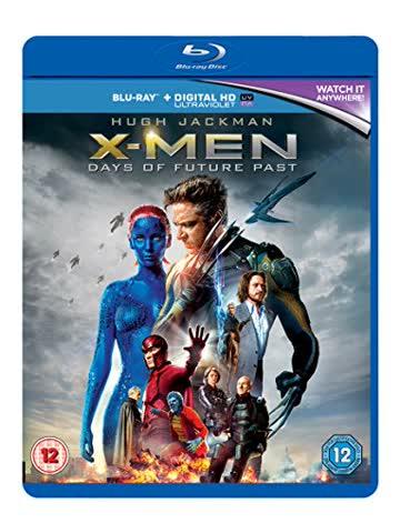 X-Men: Days of Future Past (IMPORT) (Keine deutsche Version)