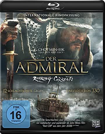 Der Admiral - Roaring Currents [Blu-ray]