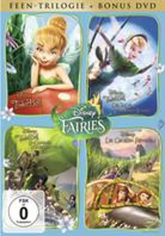 TinkerBell - Feen-Trilogie