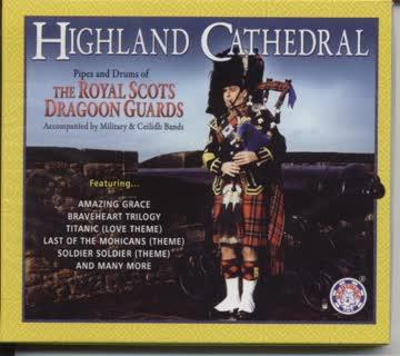 Royal Scots Dragoon Guards - Highland Cathedral