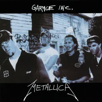 Metallica - Garage Inc