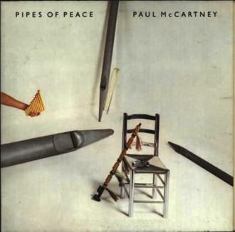 Paul McCartney - Pipes of peace  (Vinyl)