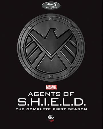 Agents of S.H.I.E.L.D.: Season 1 [Blu-ray] [Import]
