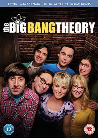 The Big Bang Theory: Season 8 [3 DVDs] [UK Import]