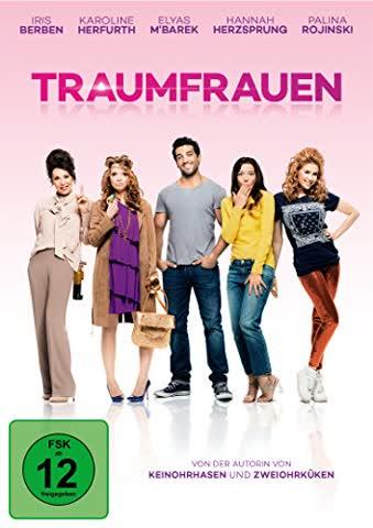 TRAUMFRAUEN - VARIOUS [DVD] [2015]