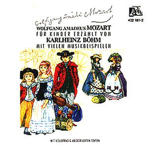 Karlheinz Böhm - Handschrift großer Komponisten: Mozart