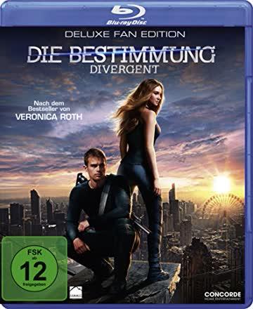Die Bestimmung- Divergent, 1 Blu-ray