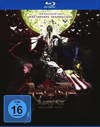 Bayonetta - Bloody Fate [Blu-ray]