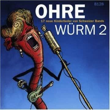 Various - Ohrewuerm 2 (Dialekt)
