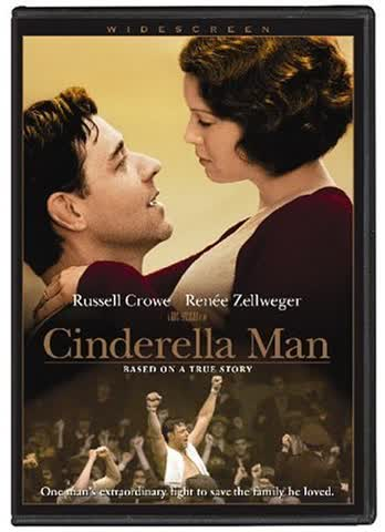 Cinderella Man (Widescreen Edition) [DVD] (2005) Russell Crowe; Renee Zellweg...