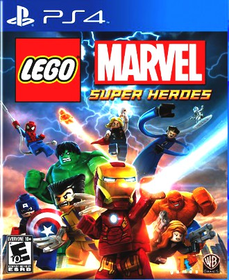 LEGO Marvel Super Heroes (:)