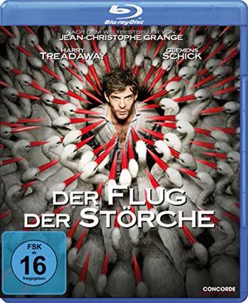 Der Flug der Störche [Blu-ray]