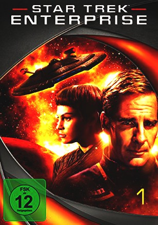 Star Trek - Enterprise: 1 [7 DVDs]