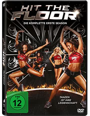 Hit the Floor - Die komplette erste Season [3 DVDs]