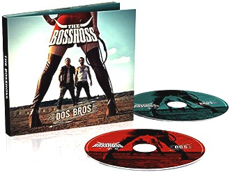 the Bosshoss - Dos Bros (Deluxe Edition)