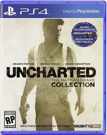 Uncharted: The Nathan Drake Collection [AT-PEGI] (PS4)